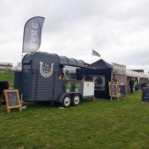 horsebox mobile bar